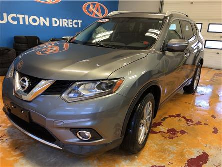 2015 Nissan Rogue SL (Stk: 15-916740) in Lower Sackville - Image 1 of 16