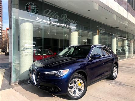 2020 Alfa Romeo Stelvio Base (Stk: 77AR) in Toronto - Image 1 of 27