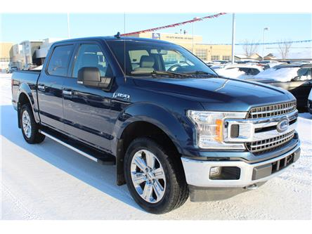 2018 Ford F-150 XLT (Stk: 182742) in Medicine Hat - Image 1 of 25