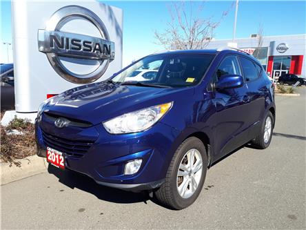 2012 Hyundai Tucson GLS (Stk: 8P0932B) in Courtenay - Image 1 of 9