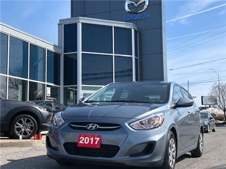 2017 Hyundai Accent GL (Stk: M27541) in Gloucester - Image 1 of 17