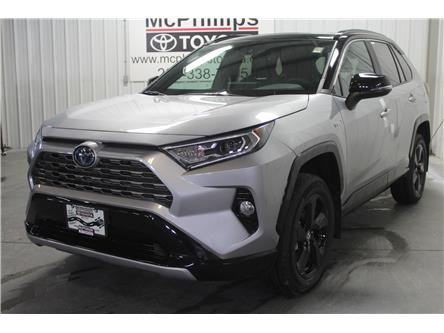 2020 Toyota RAV4 Hybrid XLE (Stk: W081366) in Winnipeg - Image 1 of 23