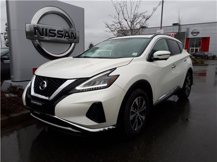 2020 Nissan Murano SV (Stk: 20M2370) in Courtenay - Image 1 of 8