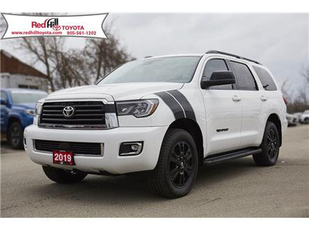 2019 Toyota Sequoia SR5 5.7L V8 (Stk: 19842) in Hamilton - Image 1 of 20