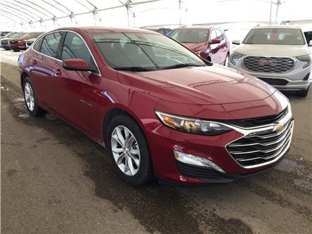 2020 Chevrolet Malibu LT (Stk: 181661) in AIRDRIE - Image 1 of 33