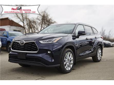 2020 Toyota Highlander Limited (Stk: 20545) in Hamilton - Image 1 of 11