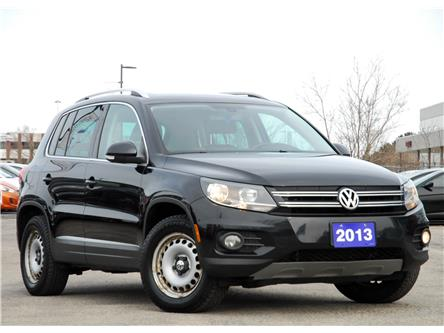 2013 Volkswagen Tiguan 2.0 TSI Trendline (Stk: 59302AXZ) in Kitchener - Image 1 of 5