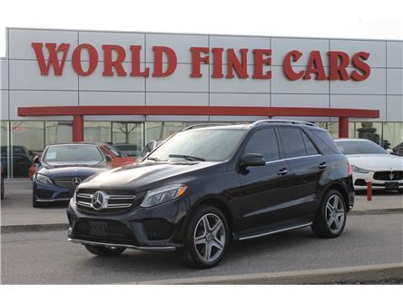 2017 Mercedes-Benz GLE 400 Base (Stk: 1279) in Toronto - Image 1 of 25