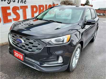 2019 Ford Edge SEL (Stk: 20-137) in Oshawa - Image 1 of 15