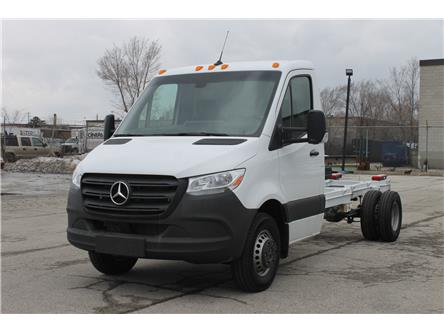 2019 Mercedes-Benz Sprinter 4500 Chassis Standard Roof V6 (Stk: 1280) in Toronto - Image 1 of 12