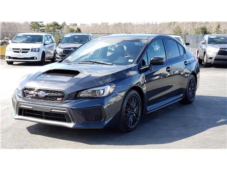 2018 Subaru WRX STI Base (Stk: 10645A) in Lower Sackville - Image 1 of 21