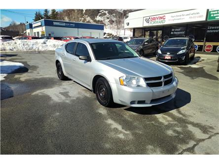 2010 Dodge Avenger SE (Stk: DF1736) in Sudbury - Image 1 of 13