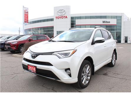2018 Toyota RAV4 Limited (Stk: 841921B) in Milton - Image 1 of 23
