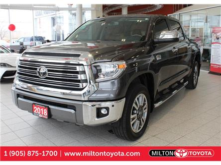 2018 Toyota Tundra Platinum 5.7L V8 (Stk: 740808A) in Milton - Image 1 of 40
