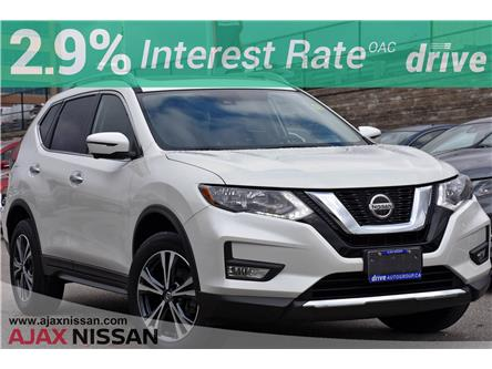 2019 Nissan Rogue SV (Stk: V159A) in Ajax - Image 1 of 39