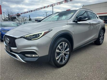 2017 Infiniti QX30 Base (Stk: CP0265) in Mississauga - Image 1 of 23