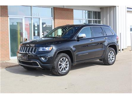 2014 Jeep Grand Cherokee Limited (Stk: 338378) in Saskatoon - Image 1 of 25