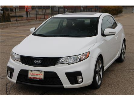 2013 Kia Forte Koup 2.4L SX Luxury (Stk: 2003094) in Waterloo - Image 1 of 17