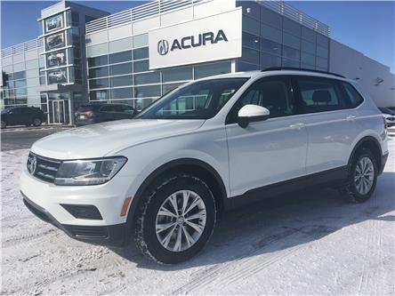 2019 Volkswagen Tiguan Trendline (Stk: A4183) in Saskatoon - Image 1 of 20