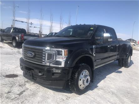 2020 Ford F-450 Platinum (Stk: LSD033) in Ft. Saskatchewan - Image 1 of 24
