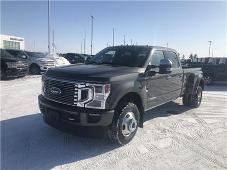 2020 Ford F-350 Platinum (Stk: LSD019) in Ft. Saskatchewan - Image 1 of 23