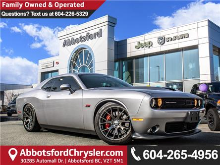 2015 Dodge Challenger SRT 392 (Stk: AB1021) in Abbotsford - Image 1 of 28