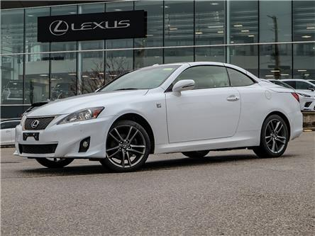 2014 Lexus IS 250C  (Stk: 12964G) in Richmond Hill - Image 1 of 21