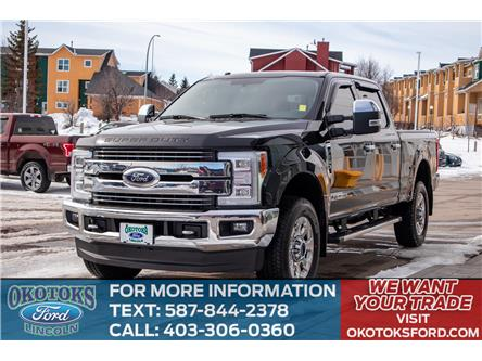 2017 Ford F-350 Lariat (Stk: K-2748A) in Okotoks - Image 1 of 15