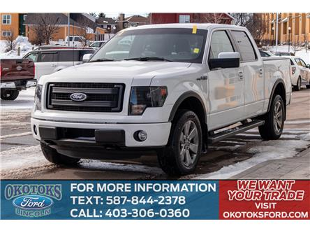 2014 Ford F-150 FX4 (Stk: KK-303A) in Okotoks - Image 1 of 14