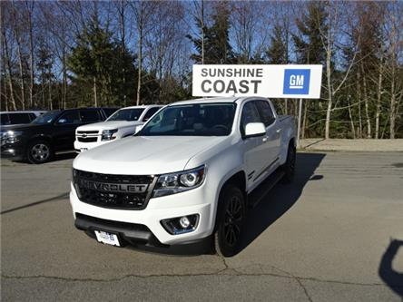 2020 Chevrolet Colorado LT (Stk: CL194874) in Sechelt - Image 1 of 24