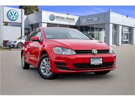2016 Volkswagen Golf 1.8 TSI Trendline (Stk: VW1066) in Vancouver - Image 1 of 29