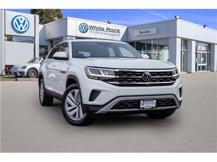 2020 Volkswagen Atlas Cross Sport 3.6 FSI Execline (Stk: LA209751) in Vancouver - Image 1 of 24