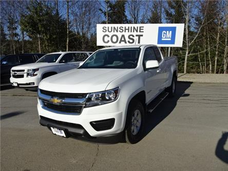 2020 Chevrolet Colorado WT (Stk: CL196650) in Sechelt - Image 1 of 20
