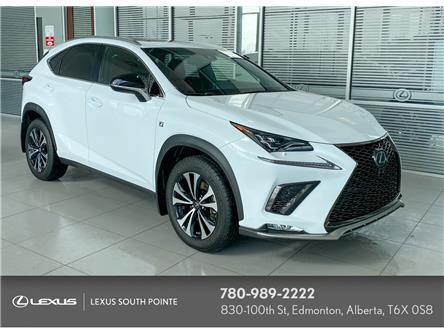 2019 Lexus NX 300 Base (Stk: LL00371A) in Edmonton - Image 1 of 19