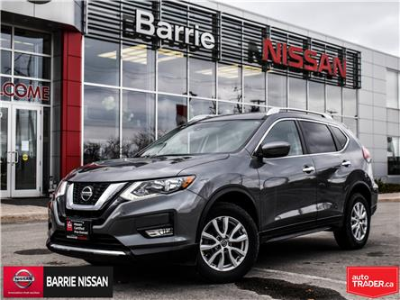 2019 Nissan Rogue SV (Stk: 19004) in Barrie - Image 1 of 26