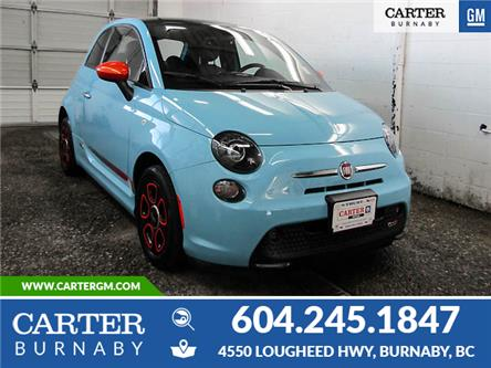2017 Fiat 500E 2DR HB (Stk: P9-61320) in Burnaby - Image 1 of 21