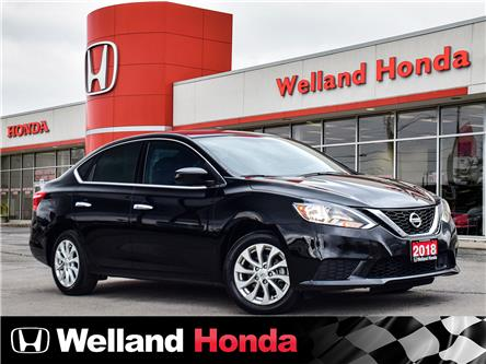 2018 Nissan Sentra 1.8 SV (Stk: U6774) in Welland - Image 1 of 22