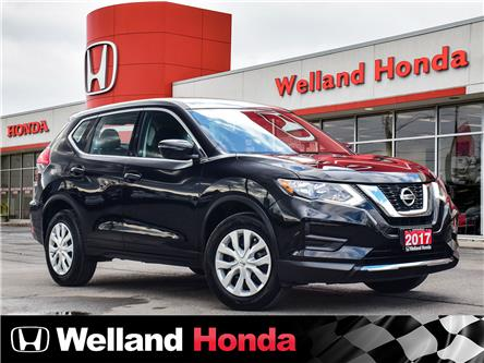 2017 Nissan Rogue S (Stk: U6780) in Welland - Image 1 of 20