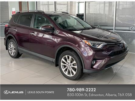 2017 Toyota RAV4 Limited (Stk: L900460B) in Edmonton - Image 1 of 20