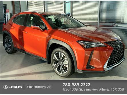 2020 Lexus UX 250h Base (Stk: LL00291) in Edmonton - Image 1 of 18