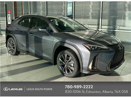 2020 Lexus UX 250h Base (Stk: LL00331) in Edmonton - Image 1 of 18
