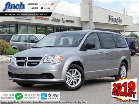 2019 Dodge Grand Caravan CVP/SXT (Stk: 96363) in London - Image 1 of 24