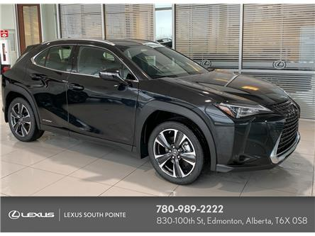 2020 Lexus UX 250h Base (Stk: LL00435) in Edmonton - Image 1 of 18