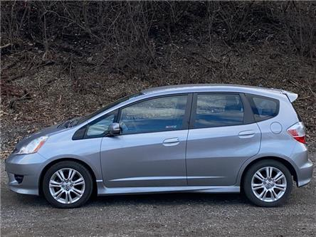 2009 Honda Fit Sport (Stk: K0297A) in London - Image 1 of 15