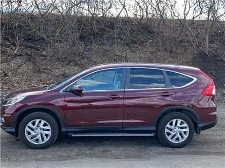 2015 Honda CR-V EX (Stk: K0297A) in London - Image 1 of 16
