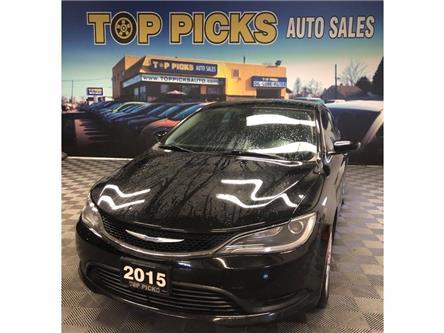 2015 Chrysler 200 LX (Stk: 609341) in NORTH BAY - Image 1 of 23