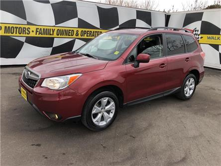 2016 Subaru Forester 2.5i Convenience Package (Stk: 49050) in Burlington - Image 1 of 25