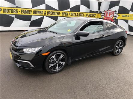 2019 Honda Civic LX (Stk: 49101) in Burlington - Image 1 of 23