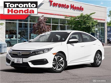 2018 Honda Civic Sedan LX (Stk: H40140L) in Toronto - Image 1 of 26