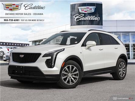 2020 Cadillac XT4 Sport (Stk: 0108161) in Oshawa - Image 1 of 19